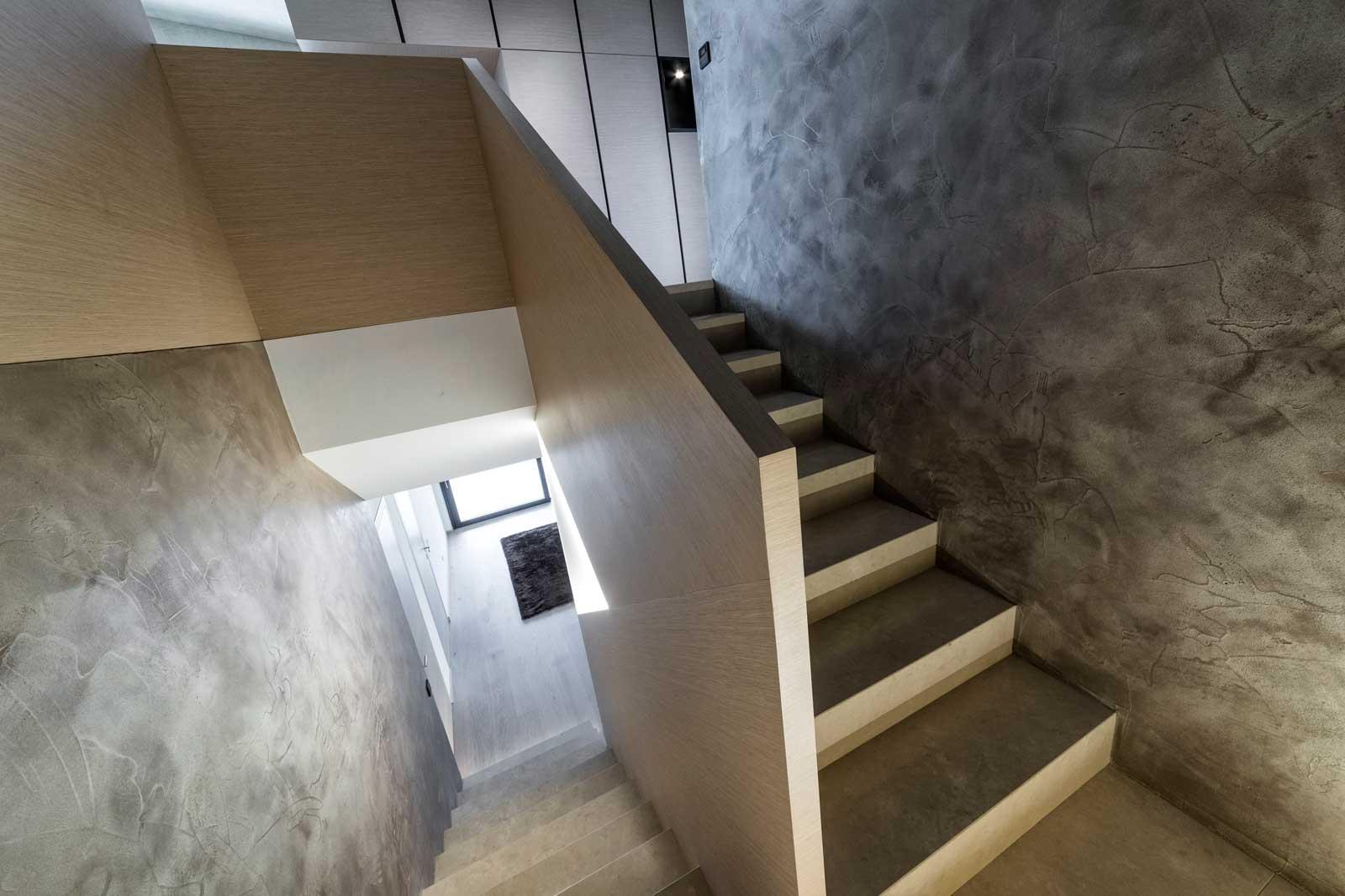 Slide Treppenhaus